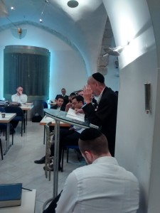 Rabbi Avraham Meir Levy Schmoozen